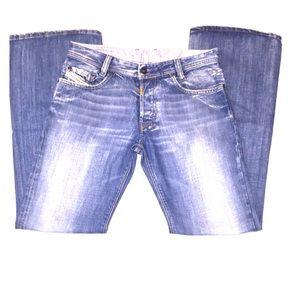 Diesel Jeans - Diesel Koffha Jeans - Made in Italy